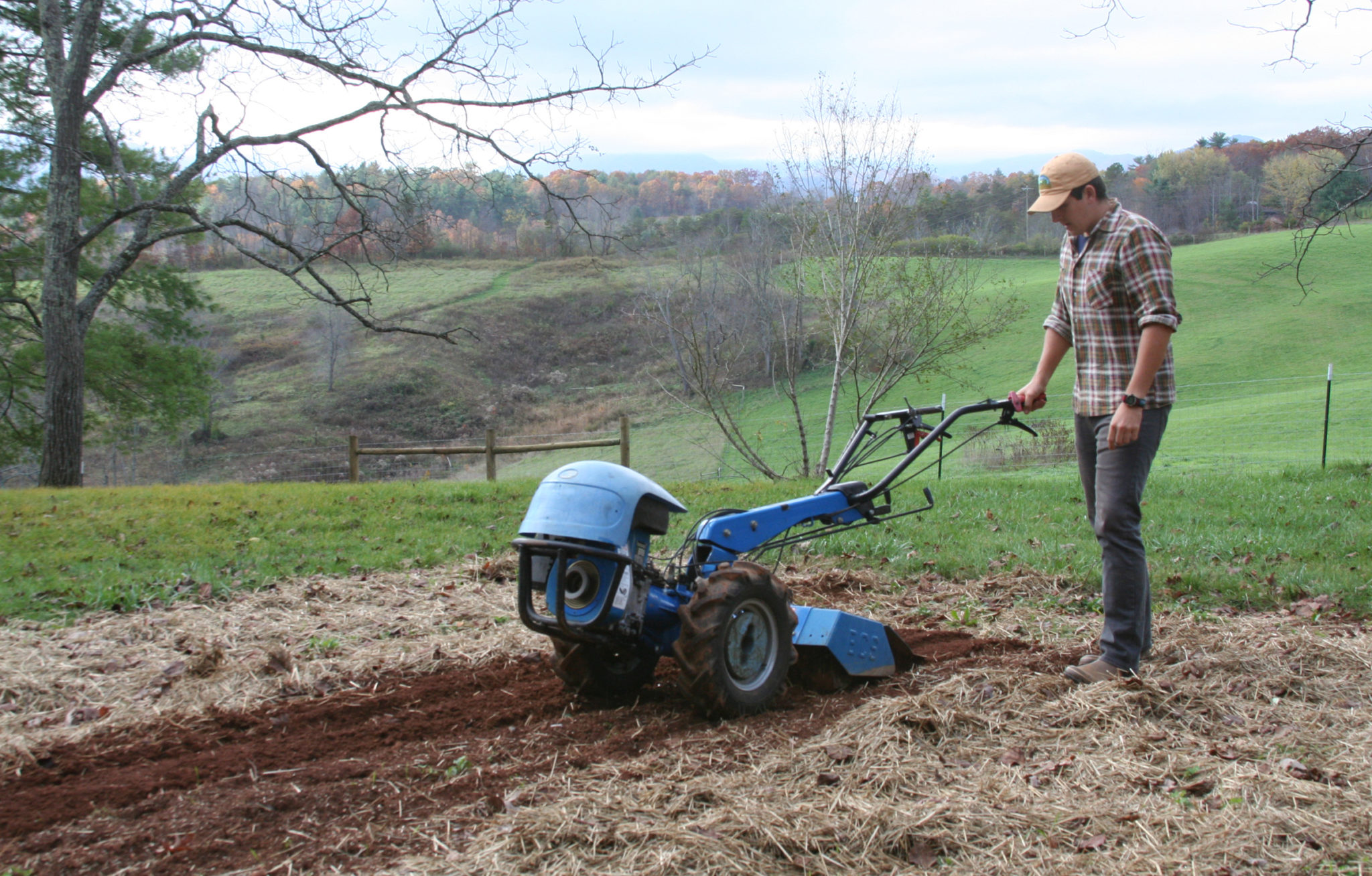 Walk Behind Tractor >> Farm Workshop The Two Wheel Walk Behind Tractor Southern Appalachian Highlands Conservancy