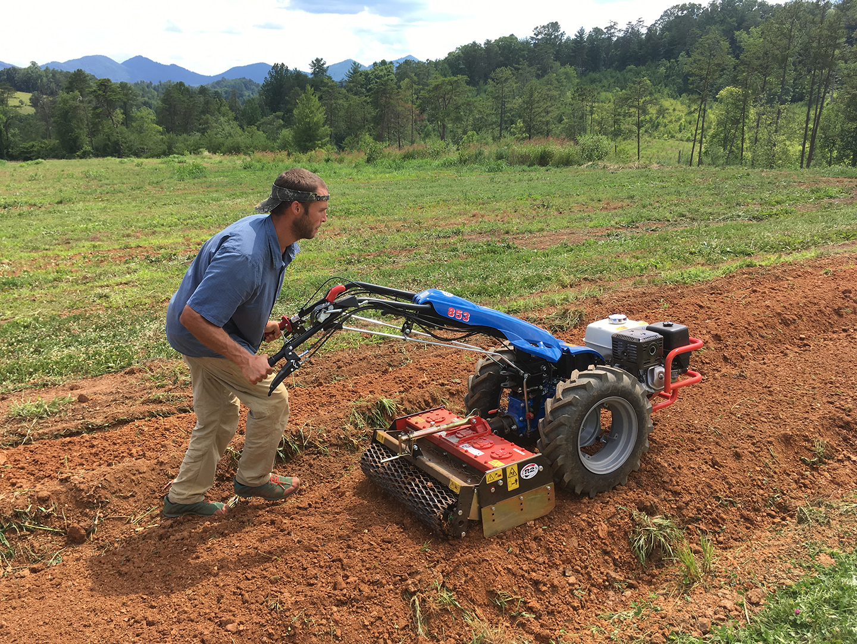 Bcs Garden Tractors : Headwaters market garden southern appalachian highlands