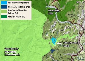 5d8ff7c8c5d Stevens Creek land protected near Great Smoky Mountains National Park