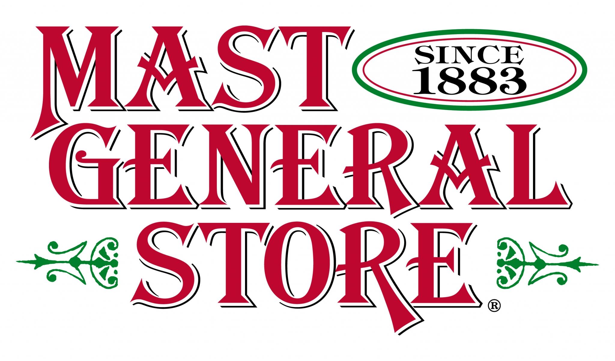 Mast General Store logo