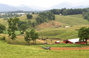 View of Ridgeview Farm