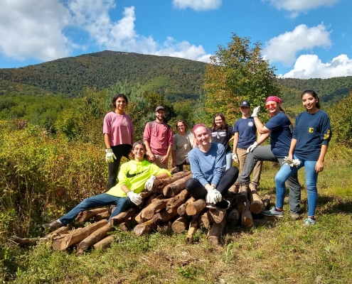 ETSU volunteer group