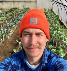 Justin of Alta Vista Farm NC