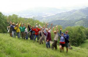 Wild Edibles Hike