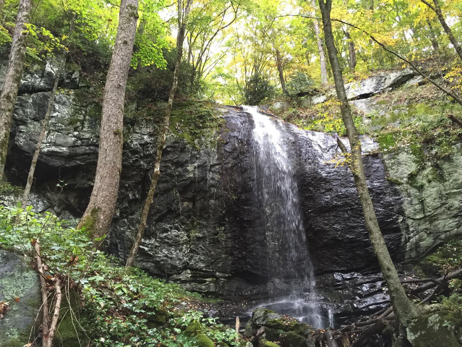 waterfall - photo credit Tim Sweeney